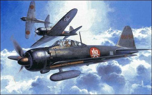 Air Attack Plane an Air Fleet of 350 Planes