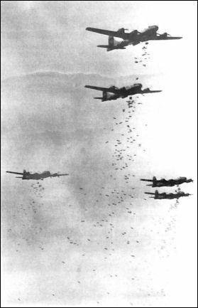 fire bombing attacks on japan in world war ii - Christmas Bombings