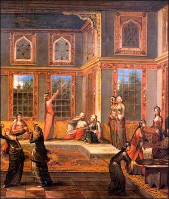 HAREM OF THE OTTOMAN SULTAN | Facts and Details