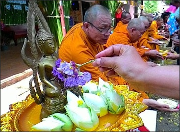 THERAVADA BUDDHIST TEMPLES, ARCHITECTURE AND TEMPLE RITUALS | Facts
