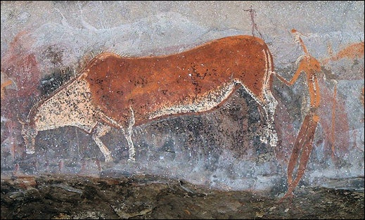 AFRICAN ROCK ART AND PAINTING | Facts and Details