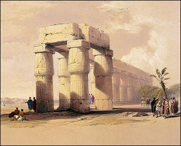 Thebes Luxor The Home Of Ancient Egypts Great Temples