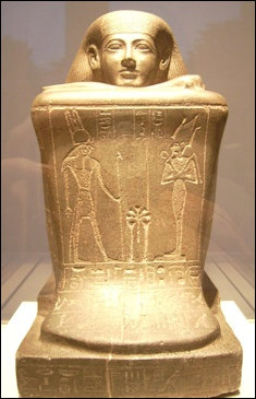 ANCIENT EGYPTIAN SCULPTURE | Facts and Details