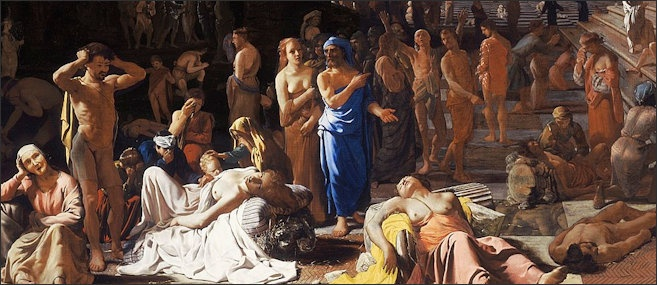 plague of thebes