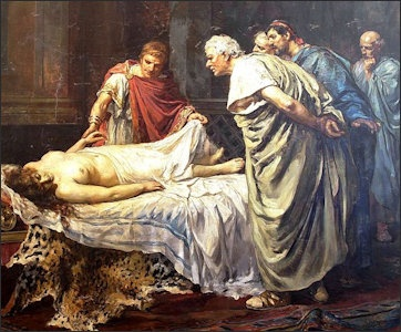 NERO'S CRUELTY, BUFFOONERY AND STRANGE SEX LIFE | Facts and