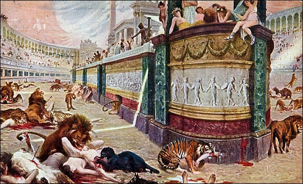 ANIMAL SPECTACLES IN ANCIENT ROME: KILLING AND BEING KILLED