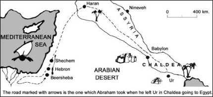 ABRAHAM'S EARLY LIFE AND TRAVELS TO CANAAN | Facts and Details