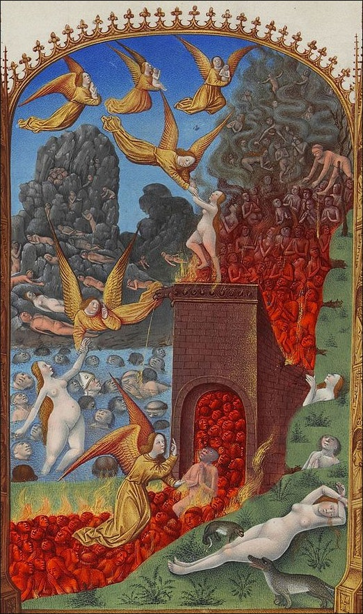 Heaven Hell And Christianity Facts And Details