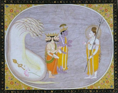 40bfa16a0fbf2 BRAHMA, VISHNU, SHIVA:THE HINDU TRINITY | Facts and Details