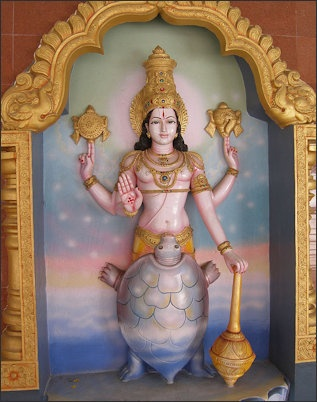 VISHNU: HIS AVATARS, IMAGES, STORIES AND RELATIONS WITH OTHER GODS
