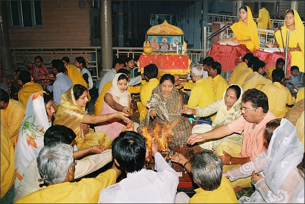 HINDU RITUALS, CEREMONIES, SACRIFICES AND INITIATIONS   Facts and