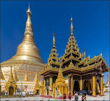 Buddhist Temples And Stupas Facts And Details