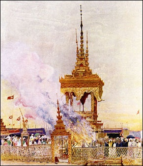 BUDDHIST FUNERALS | Facts and Details