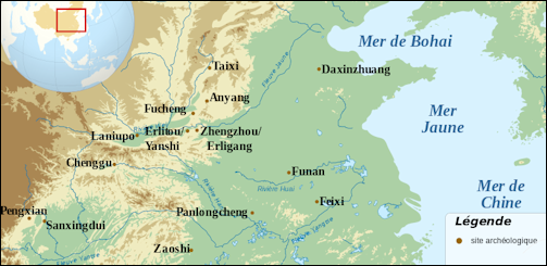 SHANG DYNASTY (1600 – 1046 B.C.) | Facts and Details