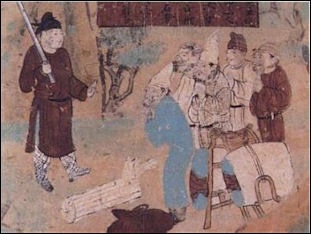 SILK ROAD DURING THE TANG DYNASTY AD 618 907 Facts