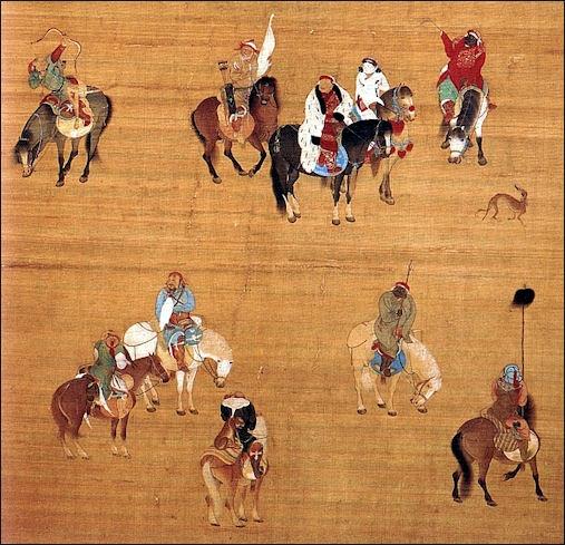 gengis khan marco polo