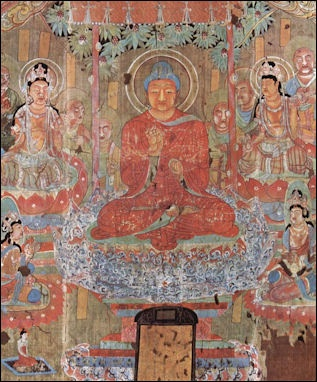 why did buddhism appeal to the chinese people