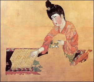 Tang Dynasty Art Painting Calligraphy And Buddhist Cave