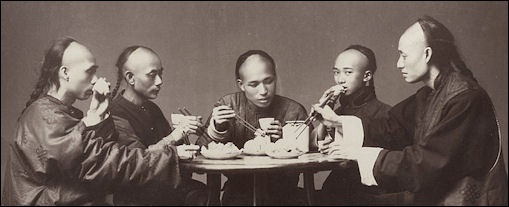MANCHUS ---THE RULERS OF THE QING DYNASTY --- AND THEIR