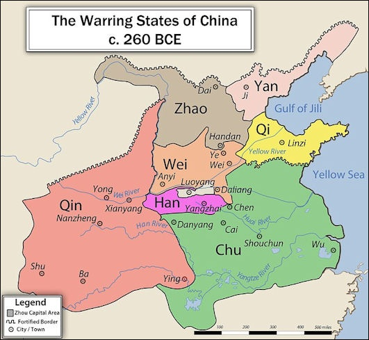 China At The Time Confucianism Developed Facts And Details