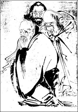 Interesting point for daoism and confucianism