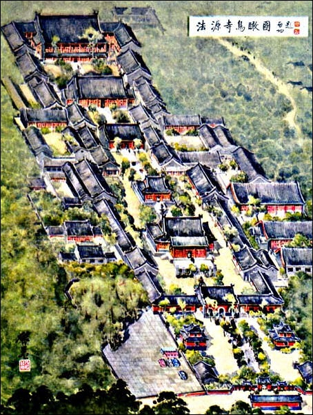 Feng Shui Map Houses