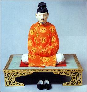 where was prince shotoku born