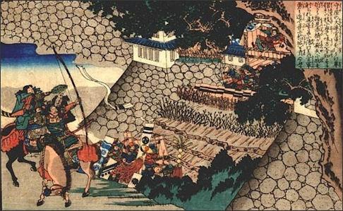 after the death of shotoku taishi