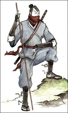 NINJAS IN JAPAN AND THEIR HISTORY | Facts and Details