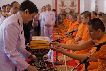 BUDDHISM AND RELIGION IN THAILAND   Facts and Details