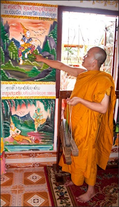 BUDDHIST MONKS IN THAILAND | Facts and Details