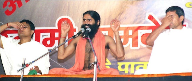 BABA RAMDEV | Facts and Details