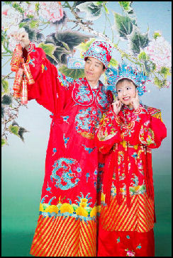 TRADITIONAL CHINESE WEDDINGS Facts and Details