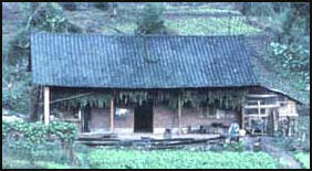 Chinese traditional house pictures