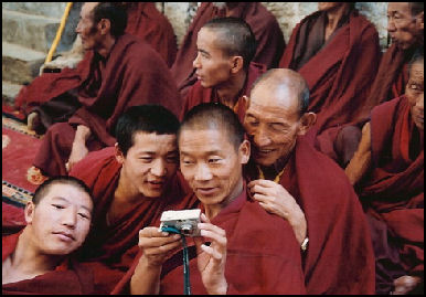 Hathaway tibet teen nasty shit