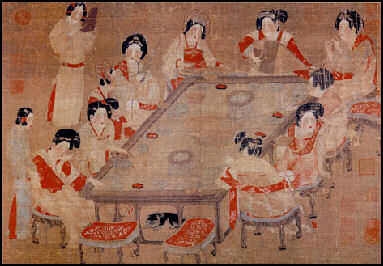 Ancient chinese sex paintings