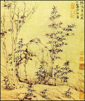 CHINESE PAINTING: FORMATS, STYLES, TOOLS, CALLIGRAPHY