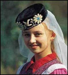 Tatar People Of Russia