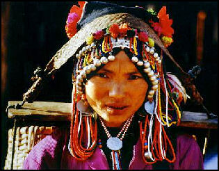 Yao Culture Clothes Myths And Bronze Drums Facts And Details