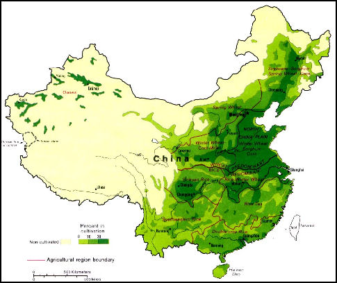AGRICULTURE IN CHINA: CHALLENGES, SHORTAGES, IMPORTS AND AND ORGANIC
