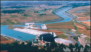 Image result for South-to-North Water Transfer Project, China