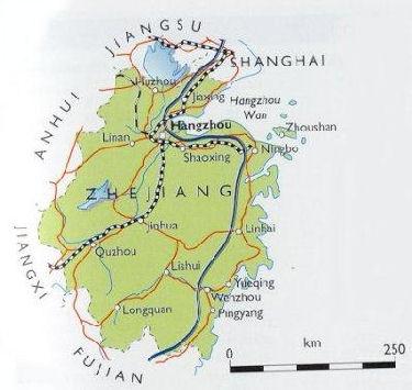 Zhejiang Province Hangzhou Yiwu Wenzhou Facts And Details