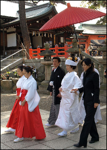 MARRIAGE IN JAPAN: HISTORY, LOVE, ARRANGED MARRIAGES