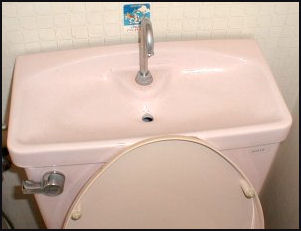 japanese toilet with sink. null TOILETS IN JAPAN  Facts and Details