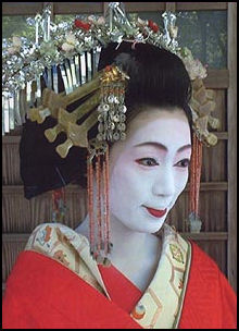Beauty Hair Styles And Cosmetics In Japan Facts And Details