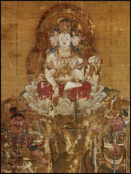 Early Buddhist Art In Japan Null