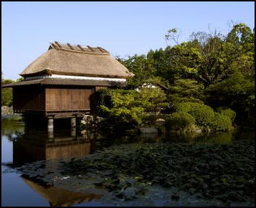 JAPANESE ARCHITECTURE Null Traditional