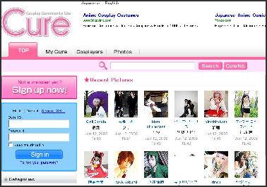 cosplay website Rottenburg am Neckar