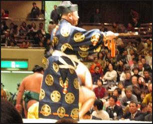 Sumo Wrestling | VicariousGear