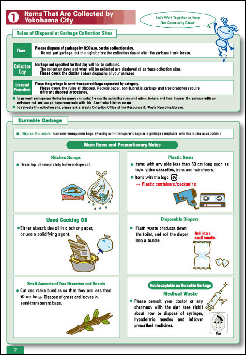 Recycling In Japan Facts And Details